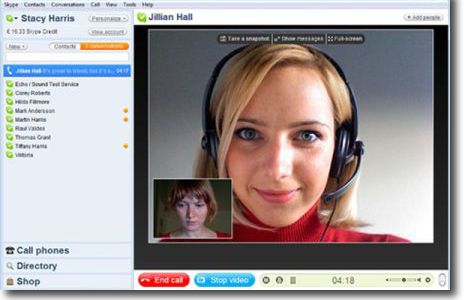 Скачать Скайп бесплатно на русском языке