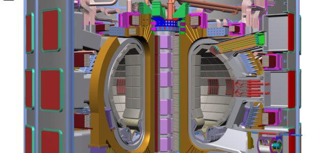 ядерным реактором