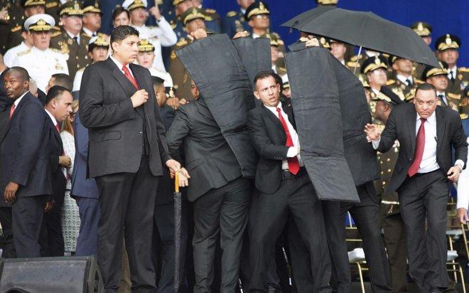 Покушение на Мадуро