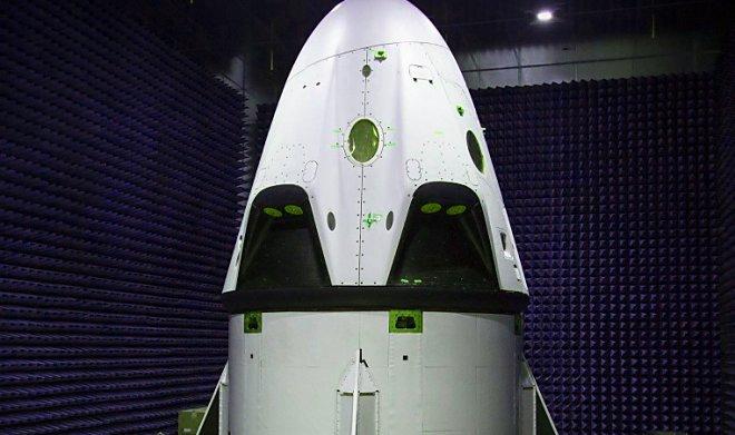 Space X Emi Chamber