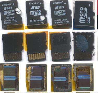 Как восстановить файл с SD-карты