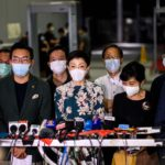 """""""It is an official death sentence for Hong Kong:"""" China moves to pass national security law"""