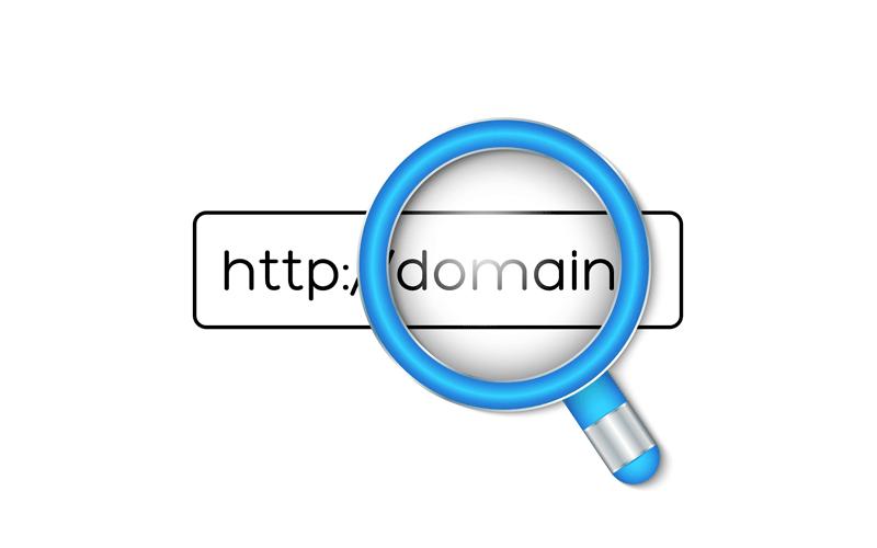 To verify a domain