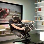 Первый в мире доступный мотосимулятор для виртуальной реальности LeanGP отправляется в производство