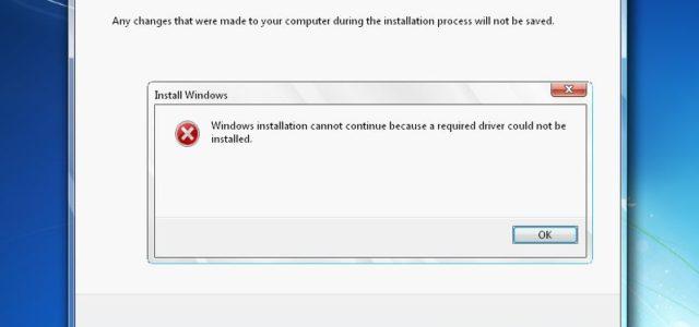 Windows 7 совместимость драйверов
