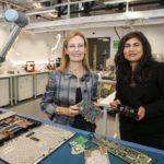 Первая в мире микрофабрика начала перерабатывать электронные отходы в полезные материалы