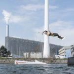 Новая электростанция Копенгагена станет частью лыжного курорта