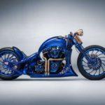 Швейцарская компания Bucherer выпустила самый дорогой мотоцикл в мире