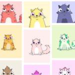CryptoKitties подкрадываются к вашим телефонам с новыми кошками из Китая