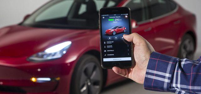 смартфон заменять ключ автомобиля
