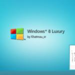 Как отключить функцию блокировки в Windows 8