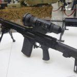 Снайперская винтовка Чукавина придет на смену знаменитой СВД
