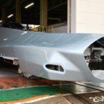 Японская компания тестирует поезд ALFA-X, способный двигаться со скоростью 360 км/ч