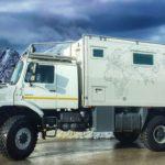 Action Mobil Zetros 5000 — дом на колесах для самых суровых путешественников